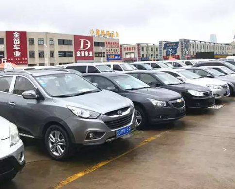 Cheap used cars in china