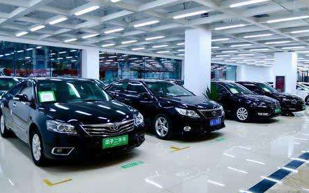 Chinese used cars