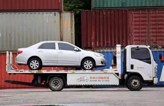 The export of Chinese used cars