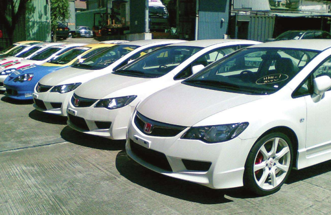 High quality used cars in China