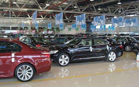 Popular used cars in China